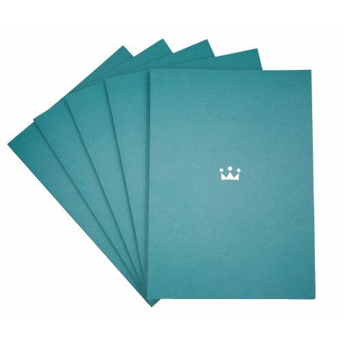 Green sales folder A4 - 40 pcs