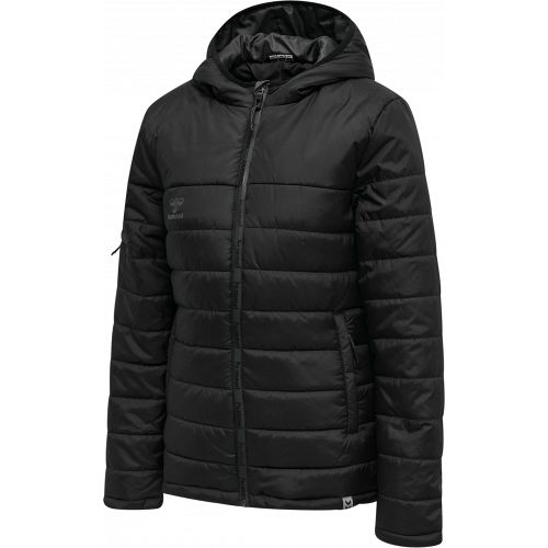 Hummel hmlNorth quilted hood jacket W