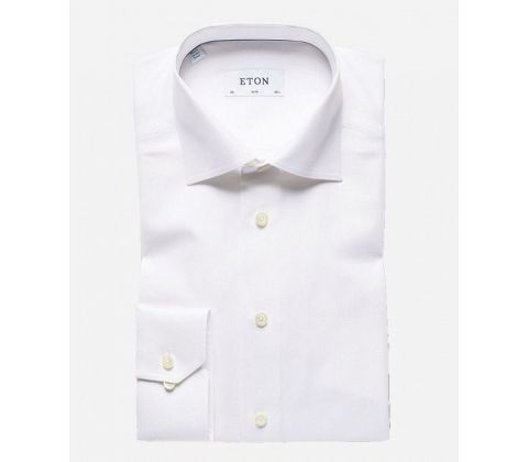 White Signature Shirt