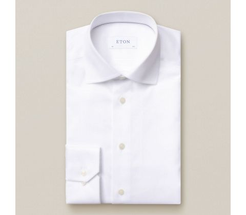 White shirt - signature twill