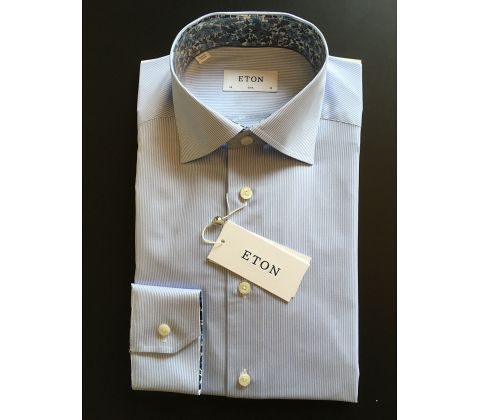 Light blue Eton Shirt