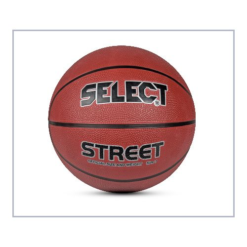 Select street basketball str 5