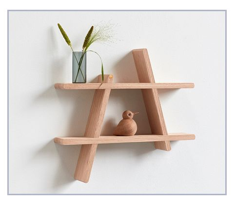 Andersen Furniture A-shelf hylde