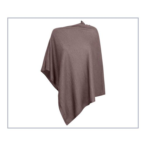 James Harvest poncho calvi beige