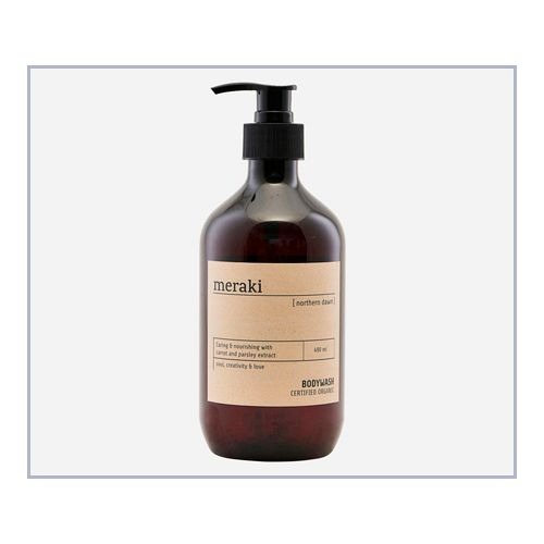 Meraki bodywash Northern dawn