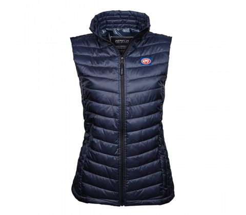 Women's quilted vest - HMF016