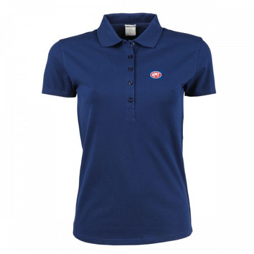 Women's basic polo-shirt - HMF018